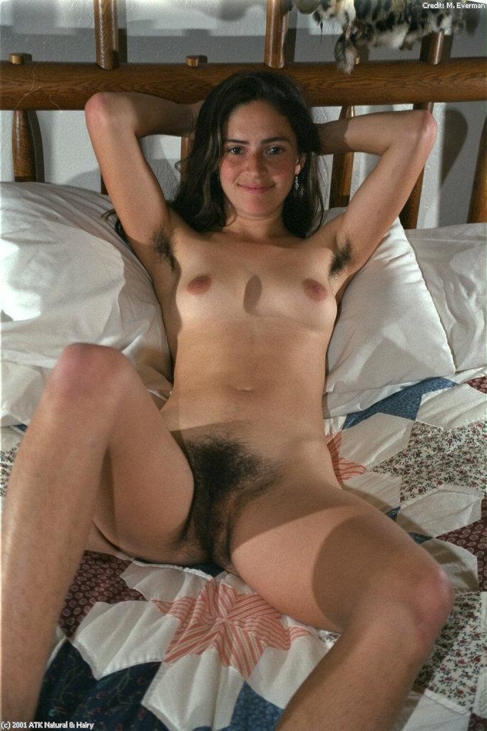 Hairy Teen Anal Masturbation